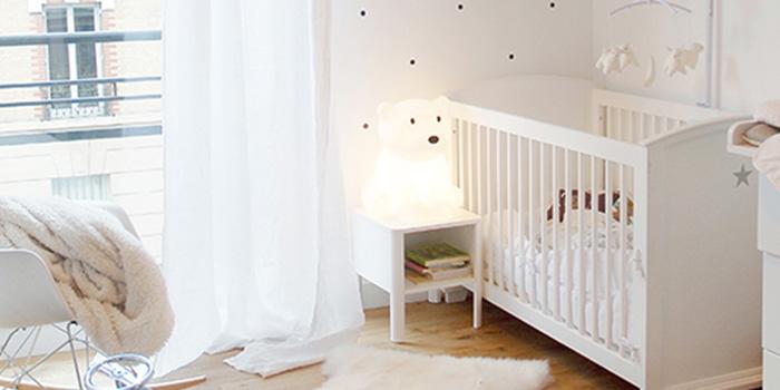 chambre enfant blanc renovation