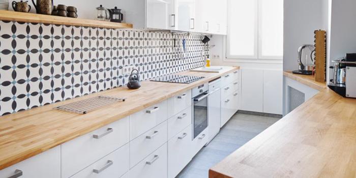 cuisine lumineux renovation architecture