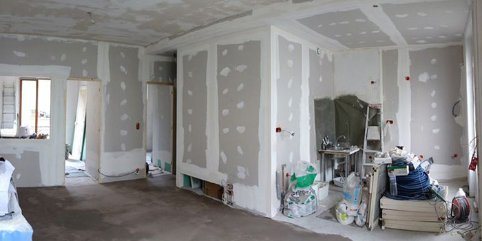 architecture travaux renovation appartement