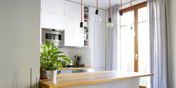 renovation cuisine architecte moderne