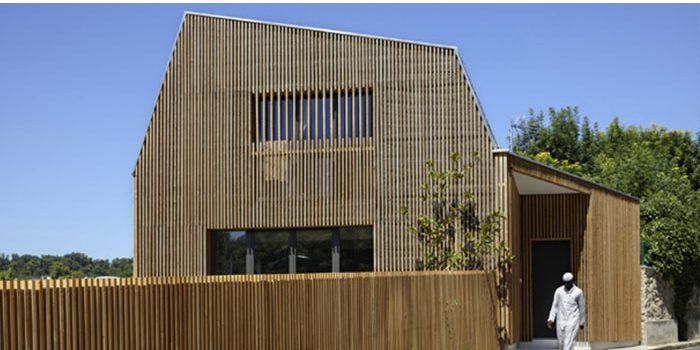 surélévation maison fenetres architecte