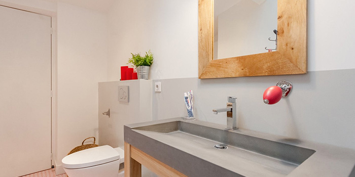 salle de bain renovation architectes