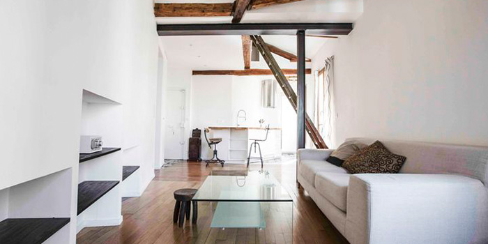 sejour poutre renovation architecte