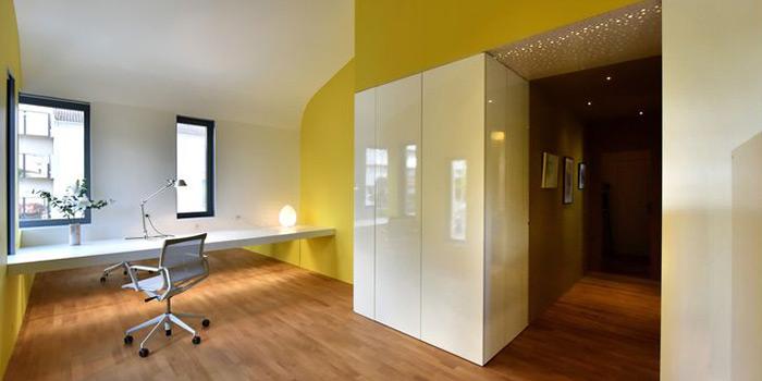 bureau pavillon maison architecte