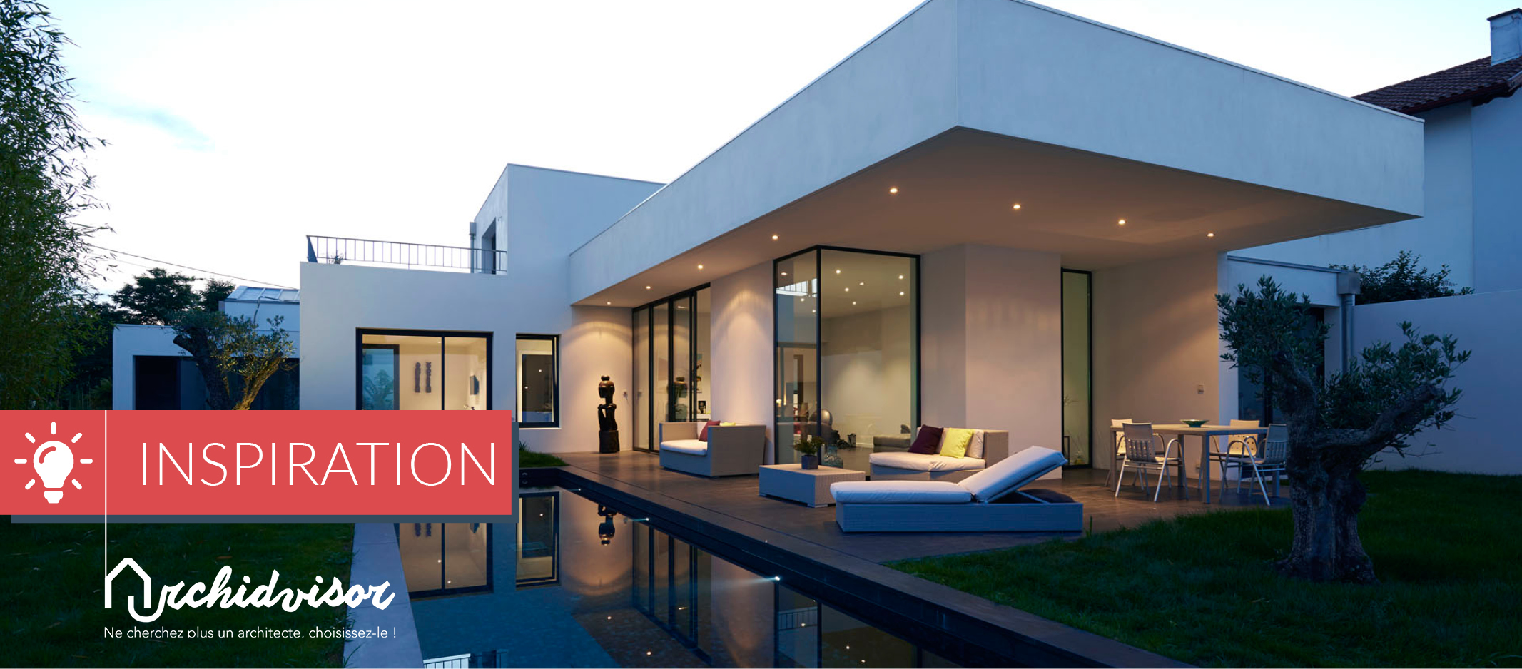 Des maisons et villas d architectes au style contemporain for Maisons et architectes