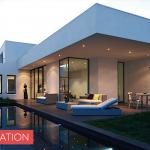 Des maisons et villas d'architectes au style contemporain