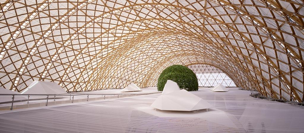 realisation architecte shigeru ban