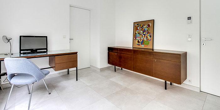 bureau bois maison architecture