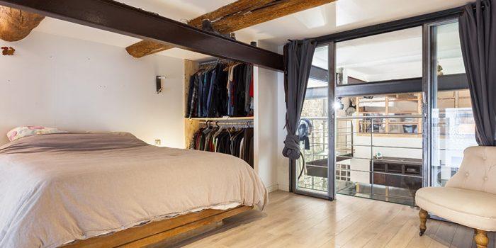 suite parentale renovation appartement