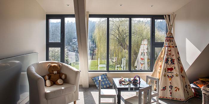 chambre enfant maison architecte