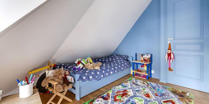 chambre enfant duplex renovation