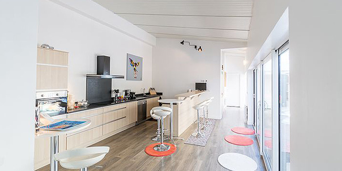 cuisine transformation appartement