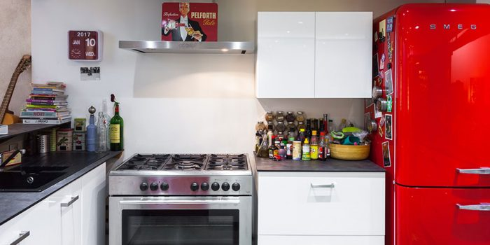 cuisine rangement appartement architecte