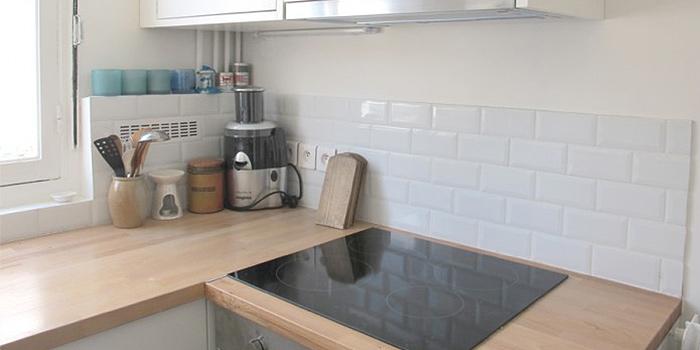 cuisine renovation duplex architecte