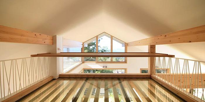 etage bois construction architecture