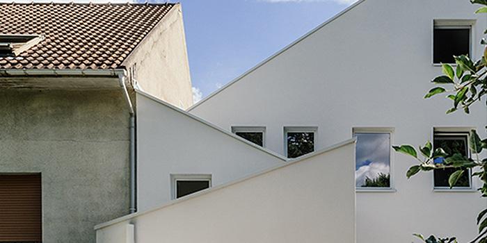 facade maison contemporaine architecture