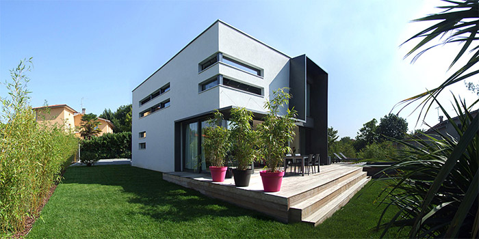 construction maison contemporaine architecte