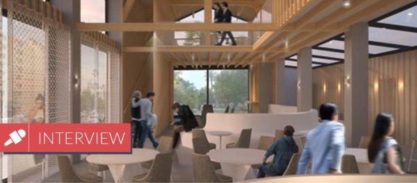 interview projet bar architecte