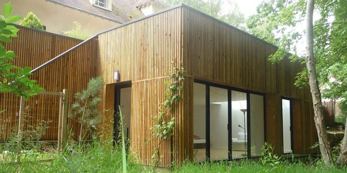 loft bois architecte