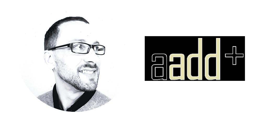 portrait logo aadd+