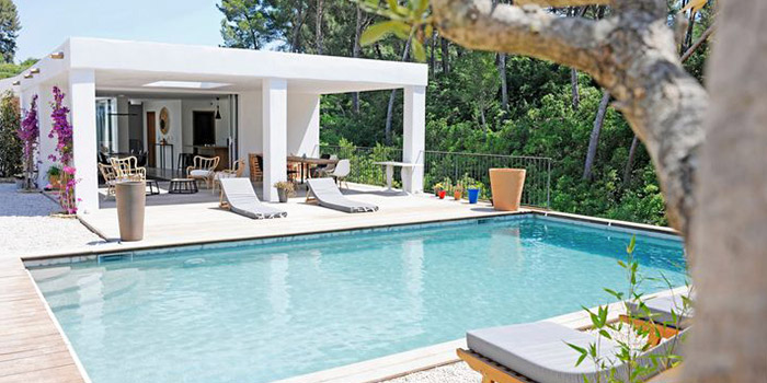 construction maison architecte piscine