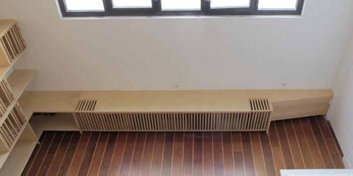 rangement renovation duplex architecture