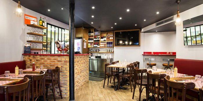restaurant petite poule architecte