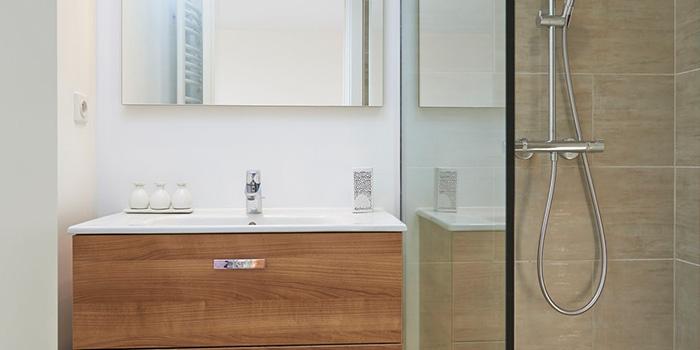 salle de bain maison architecte