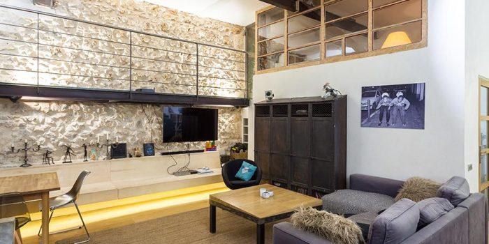 sejour transformation appartement architecture