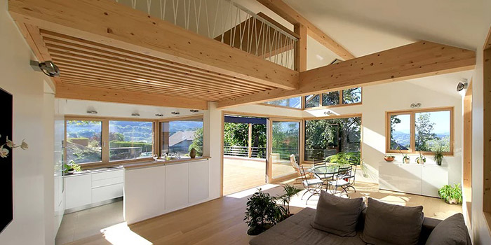 sejour bois construction maison