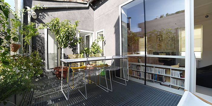 terrasse renovation maison architecte