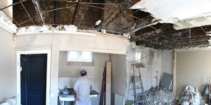 travaux renovation duplex