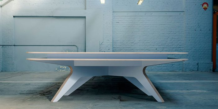grande table blanche architecte