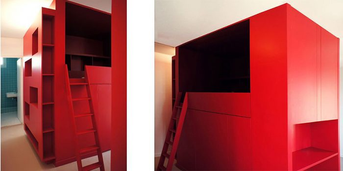 lit sur mesure architecte