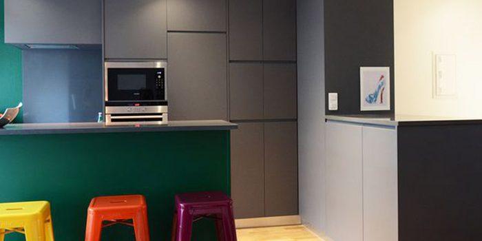 cuisine sur mesure architecte