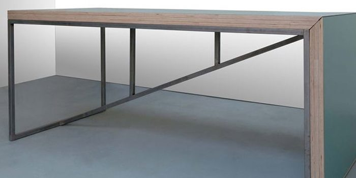 table sur mesure architecte