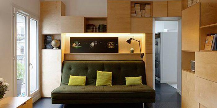 rangements bois creation architecte