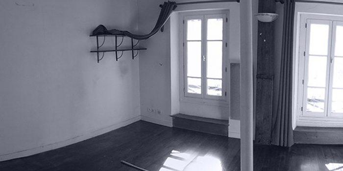 studio avant renovation architecte