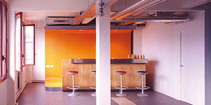 bar espace detente architecture