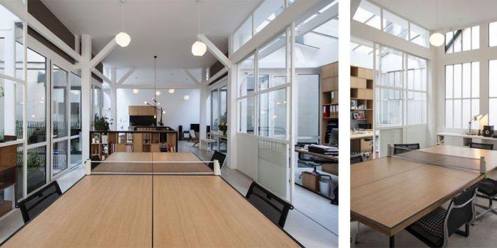 renovation bureaux paris architecte