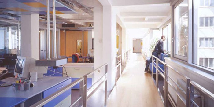open space renovation architecte