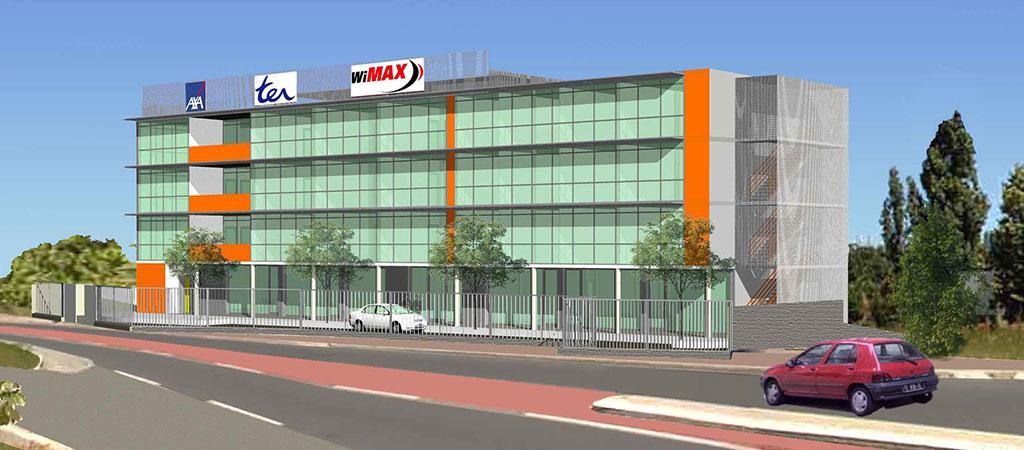 3D bureaux commerces marseille