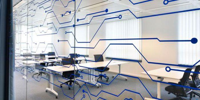 renovation open space bureaux