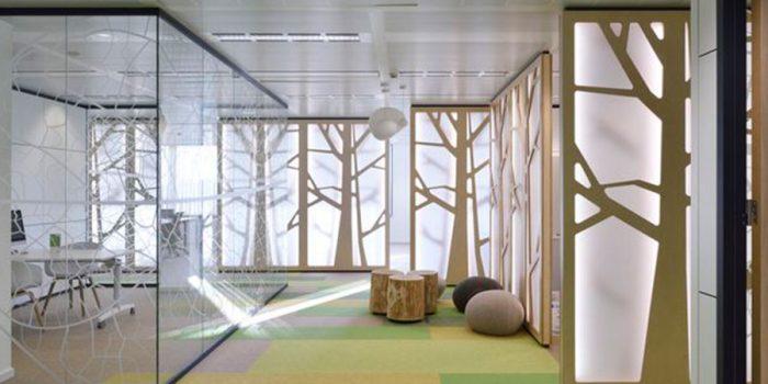 accueil bureaux atypique architecte