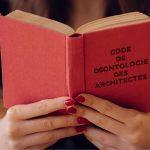 Le code de déontologie de l'architecte