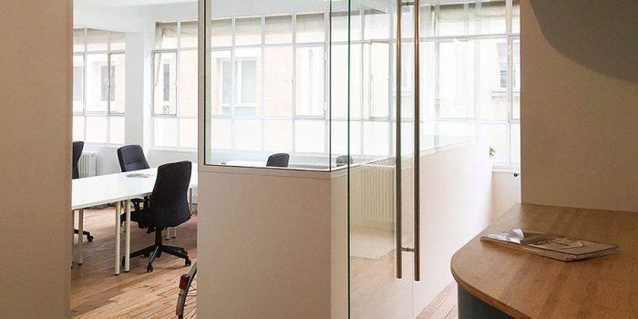 bureaux renovés paris architecte