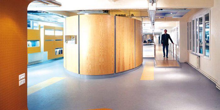 renovation open space architecte