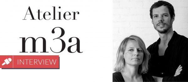 interview agence m3a architectes