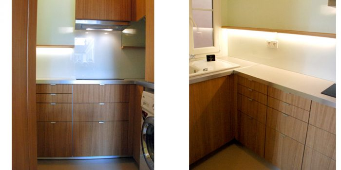 renovation studio cuisine architecte