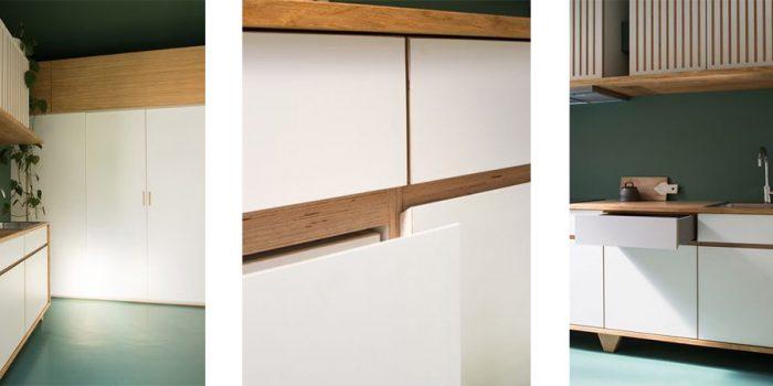 meubles sur mesure architecte